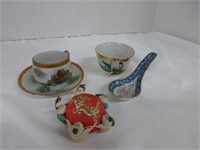 Oriental Dish Lot (See Description)