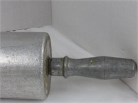 "Metal Rolling Pin (18"" plus handle)"