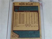 Ron Ellis- Toronto Maple Leafs(signed) #311