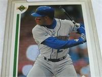 Ken Griffey Jr- Mariners #555 Upper Deck Baseball