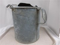 Watering Can with Spout-Side and Top Handle
