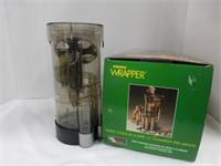 Money Wraper Motorized Coin Bank -Box