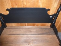 Bench made of Head and Footboard