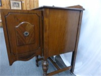 """Buffet w/2 Doors and 2 Drawers 60""""x20""""x37"""""""