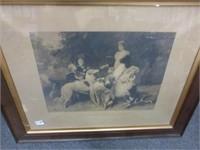 Picture-Queen Alexandra, Her Grandchildren(con't)