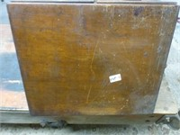 """Wooden Two Drawer File Unit 19 1/2""""x16 1/2""""x7"""""""