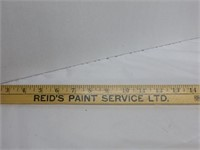 Reid's Paint Service Ltd. St. Thomas Yardsticks