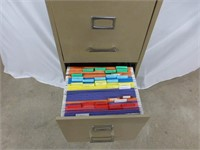 Commodore 4-drawer Letter Size File Cabinet