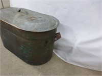 Boiler w/Lid
