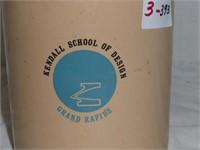 Kendall School of Design Jug - Grand Rapids