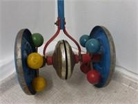 Vintage Push Toys (2pcs. See Description)