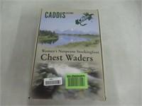 CA5907W-S Caddis Women's Neoprene Stockingfoot