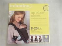 Infantino Up Close Newborn Carrier, Grey