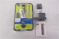 Philips OneBlade Hybrid Electric Trimmer and