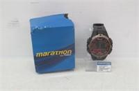 Timex Marathon Sport T5K4239J Red and Black
