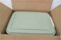 IRIS 3- Piece Airtight Pet Food Storage Container