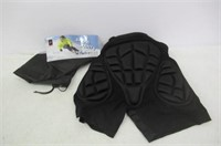 YESURPRISE 3D Padded Short Protective Hip Butt Pad