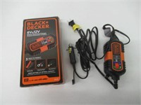 BLACK+DECKER BM3B 6V and 12V Automatic Battery