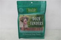 Vitalife Jerky Dog Treats - All Natural, Duck