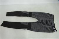 adidas Men's L Tights, Grey/Black