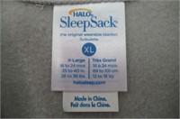 Halo Innovations Sleep Sack Wearable Micro Fleece