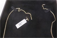 """""""As Is"""" Duragold Men's 14k Yellow Gold Hollow"""