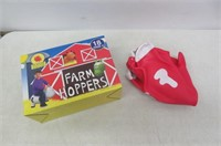 Farm Hoppers - Award Winning Inflatable Bouncing
