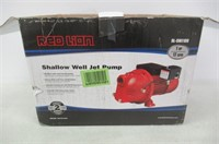 Red Lion 97081001 Cast Iron 1-HP 17-GPM Shallow