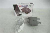 Wagner ThermoQuiet QC918 Ceramic Disc Pad Set,