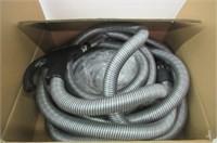 Universal Central Vacuum Hose Low Voltage 40ft