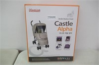 Manito Castle Alpha Cover / Cover for Baby
