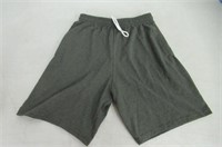 Hanes Men's Small Jersey Short with Pockets,