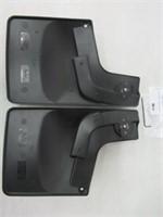 WeatherTech 120049 Mud Flap Black Fit