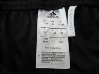 adidas Youth Parma 16 Shorts, Black/White, Medium