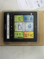 """As Is"" AcuRite 02064M Pro Color Weather Station"