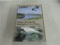 Caddis Men's Attractive 2-Tone Tauped Deluxe