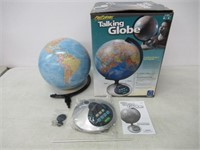 Educational Insights Geosafari Talking Globe Sr