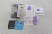 Simplehuman 8 oz. Sensor Pump with Soap Sample,