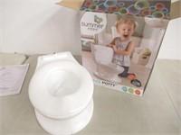 Summer Infant My Size Potty, White