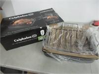 Calphalon Classic Hard Anodized 16-Inch Roaster