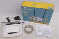 TP-Link N300 Wireless Wi-Fi Router - 2 x 5dBi High