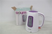 Gourmia GK220 Supreme Electric Tea Kettle - 1.8