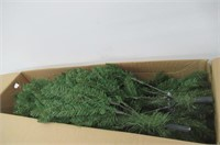 National Tree 7.5 Foot Kingswood Fir Pencil Tree