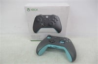 Xbox Wireless Controller-Grey and Blue - Xbox One