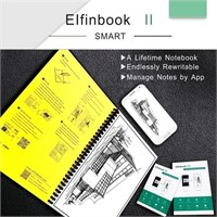 Elfinbook 2.0 Smart Notebook Erasable Notebook