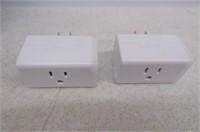 TP-Link Smart Plug Mini (2-Pack) - No Hub