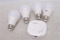 Sengled Element Classic Starter Kit (4 A19 Bulbs +