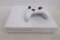 Xbox One S 1TB, White - Game not Included