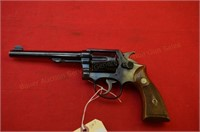 Smith & Wesson Pre 10 .38 Special Revolver