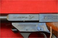 High Standard Sharpshooter .22LR Pistol